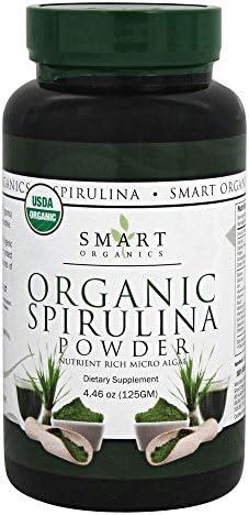 SMART ORGANICS Organic Spirulina