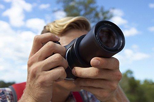 Sony DSC-HX350 Fotocamera Digitale Compatta, 20.2 MP, Ottica Sony Carl Zeiss, stabilizzazione a 5 assi, Zoom Ottico 50X, Video HD AVHCD 1080i, Nero