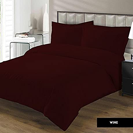 Luxurious 100 Egyptian Cotton 600 Thread Count 5Pc Bedding Set 1 Flat Sheet 1 Fitted Sheet 2 Pillowcases And 1 500 GSM Comforter Solid By Kotton Culture 30 Deep Pocket Full
