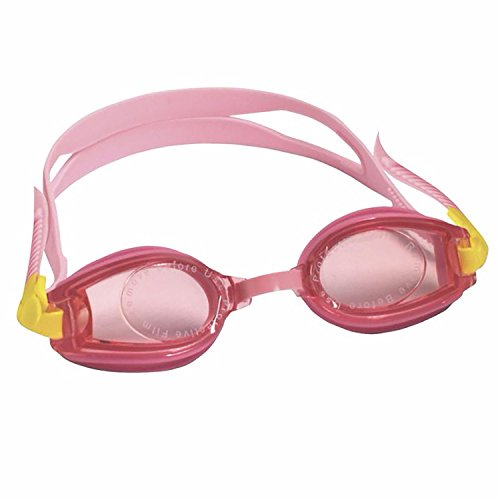 Kids Pink Swim Goggles Protection product image