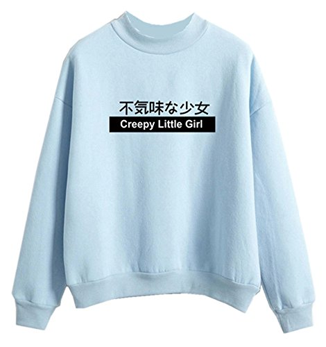 Fashiononly Teen Girls Sweatshirts Kawaii Japanese for sale  Delivered anywhere in USA