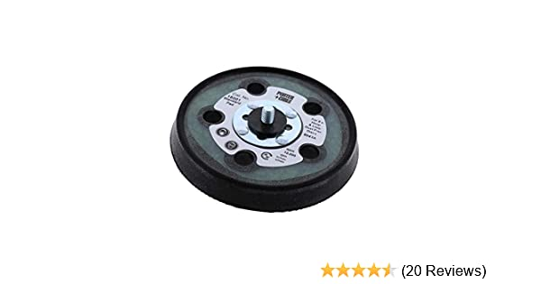 Model 333 Sander Tockrop 2 Pack 5-Inch 5 Holes Hook and Loop Sander Pad Standard Replacement Pad for Porter Cable 333 and 333VS Random Orbit Sanders Porter Cable OE # 13904//13909 1 RSP29
