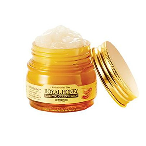 Skinfood Royal Honey Essential Queen's Cream, 2.09 Fluid - Royal Jelly Hair