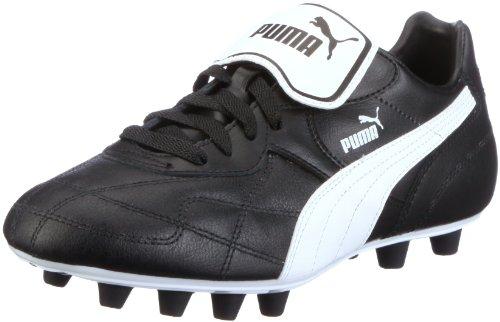 Puma Esito clásico fg 102419 fuãÿballschuhe para hombre Negro (Schwarz (Black-White 01))