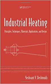 industrial heating principles techniques materials applications  design mechanical