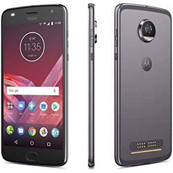 Amazon.com: Motorola Moto Z2 Play XT1710-06 (64GB) Dual SIM ...