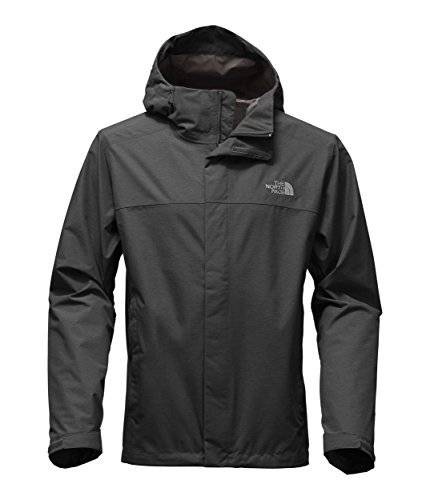 The North Face Men's Venture 2 Jacket - TNF Dark Grey Heather & TNF Dark Grey Heather - L