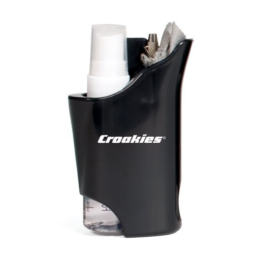 Croakies Refillable Optical Care Kit