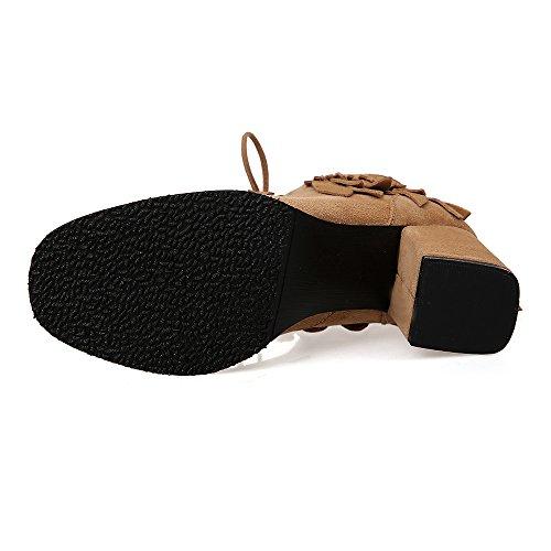 Nine SevenAnkle Boots - Botas mujer marrón