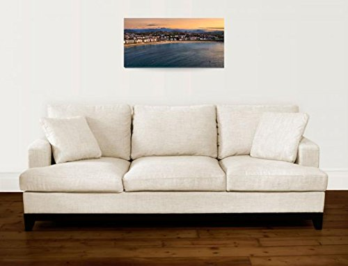 Amazon.com: Imagekind Wall Art Print Entitled San Sebastian ...