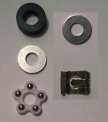 Amazon Com Universal Bearing Kit Replacement For Gas Cylinder Automotive