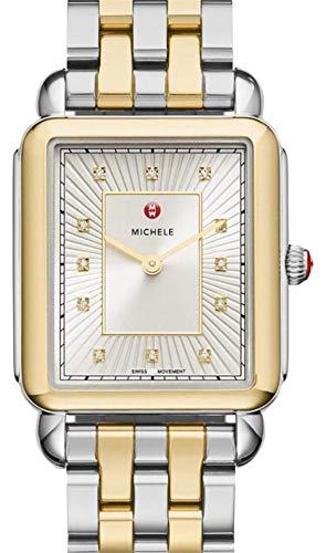 Michele Women's Deco Ii Diamond Watch (Michele Deco Diamond Watch)