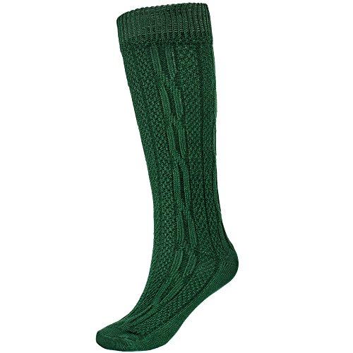 Traditional bavarian Lederhosen socks green size 42