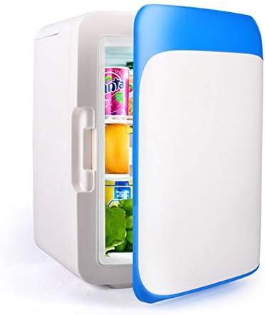 2020 12V 10Lミニ車の冷蔵庫ポータブル自動車&HomeDual利用トラベル冷蔵庫クーラー冷凍庫ウォーマーは、ボックスアクセサリーを冷却します
