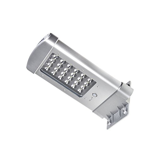 TSSS Waterproof Solar Street Light Motion Sensor Light 24Led