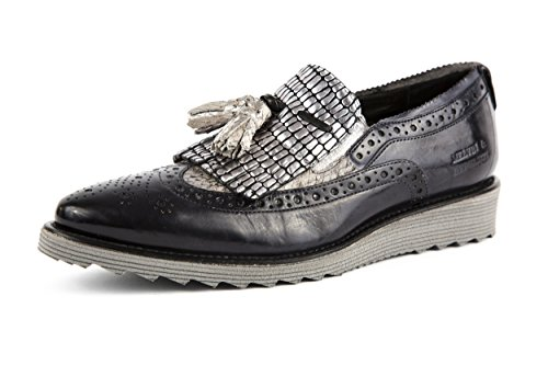 MELVIN HAMILTON Damen Amy 10 Halbschuhe Slipper Loafer