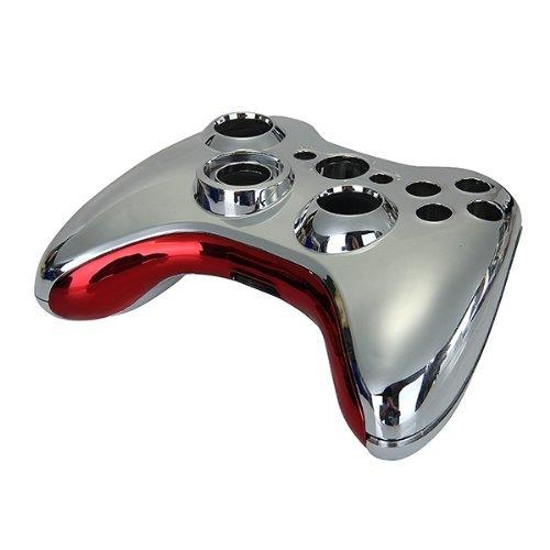xbox 360 controller cover chrome - 8