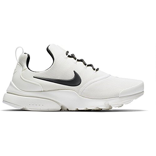 Nike Wmns Presto Fly, Baskets Femme, Blanc (Blanc Sommet/Blanc Sommet/Anthracite 104), 40.5 EU