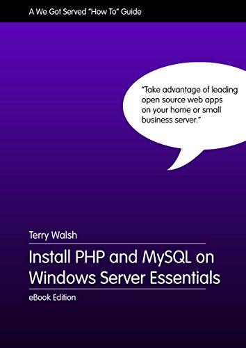 apt-get install php-mysql windows