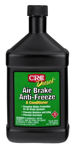 CRC 5532 Diesel Air Brake Anti-Freeze and Conditioner - 32 fl. oz. (Air Brake Conditioner compare prices)