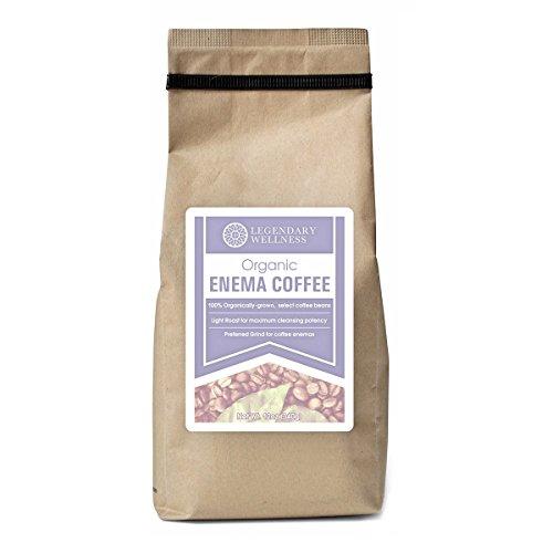 Organic Enema Coffee Research Cleansing