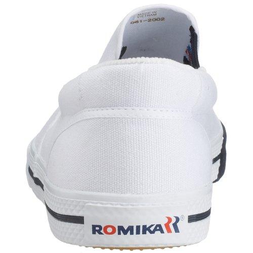 unisex Weiss slip Romika on adulto Weiss Bianco da Laser scarpe 8UwqxZX