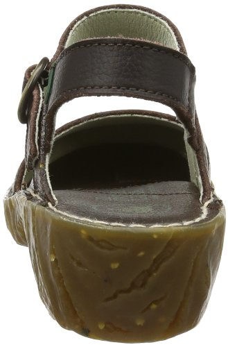 El Naturalista N178 Grain Brown / Yggdrasil - Sandalias de vestir Mujer Marrón