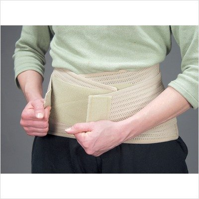 Ventilated Elastic Support Size: 3 Extra Large