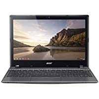 ACER NX.MJAAA.004 Aspire C720P-29554G01aii 11.6 Touchscreen LED Notebook - Intel Celeron 2955U 1.40 GHz 4 GB RAM - 16 GB SSD - Intel HD Graphics - Chrome OS - 1366 x 768 Display - Bluetooth