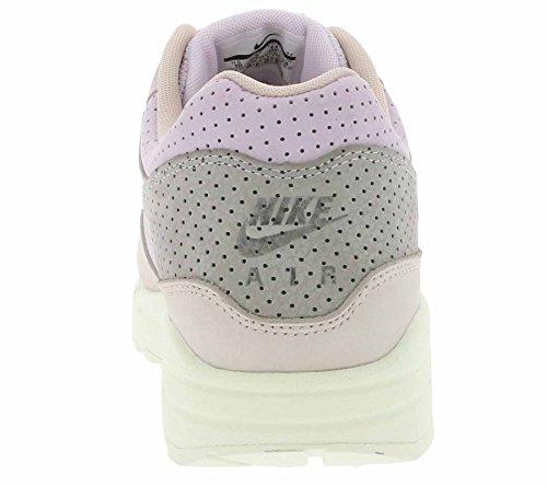 Nike Lab Air Max 1 Pinnacle Mens Dichtslibben Rood, Parel Roze
