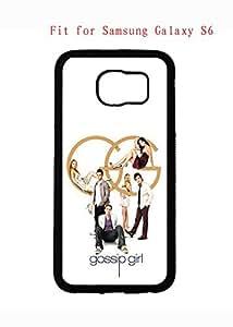 Gossip Girl Plastic Case for Samsung Galaxy S6 S6Agnespro-520 Custom New Print