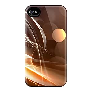 New Experiment Hd Widescreen Tpu Case Cover, Anti-scratch AngelineMS Phone Case For Iphone 5/5s