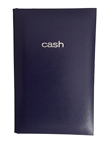 Mead Cash Book inches pages