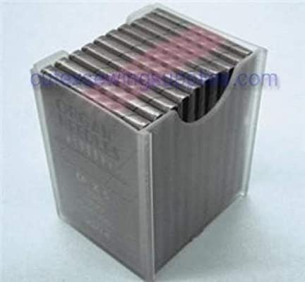 metric 110 100 Organ 135X5 DPX5 134R SY1955 Sewing Machine Needles Size 18