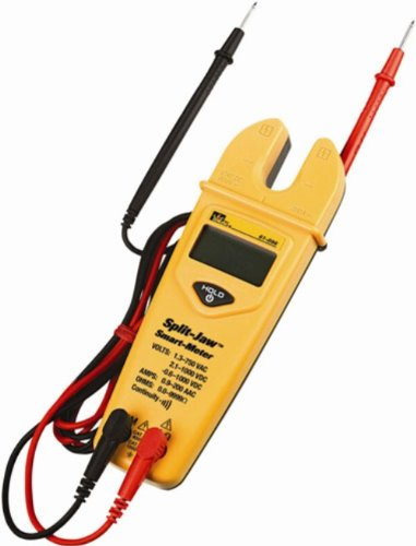 Automatic Electrical Tester (Ideal 61-096 Automatic Split Jaw Tester)
