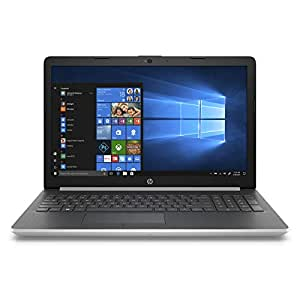 HP 15-da1012ne Laptop, Intel Core i5-8265U, 15.6 Inch, 2TB HDD, 16GB RAM, NVIDIA GeForce MX110(2GB GDDR5), Win 10, Eng-Ara KB, Silver