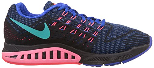 Structure Cross 18 Trainers NIKE Blau Outdoor Zoom Multicolour Mens 1vSwxzq