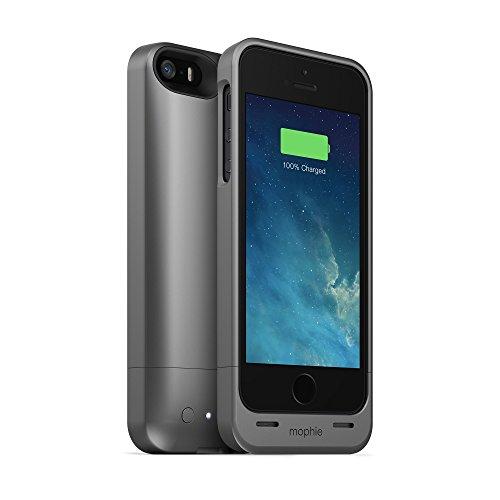mophie juice pack Helium for iPhone 5/5s/5se (1,500mAh) - Dark Metallic
