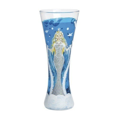 Santa Barbara Design Studio Snow Princess Lolita Sexy Shooter Glass, Multicolor ()