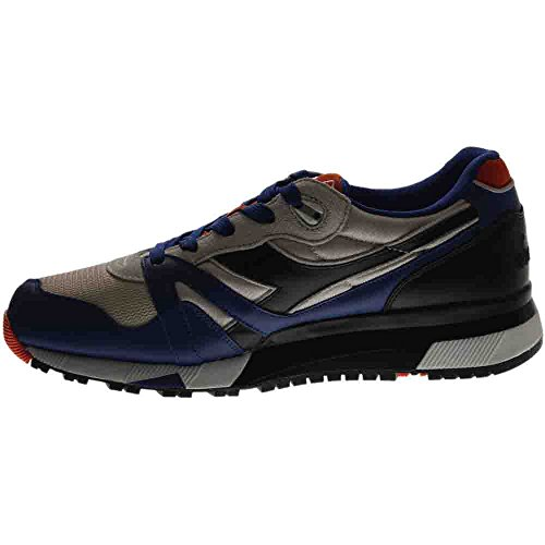 L N9000 Men Blue;grey S blue orange wind Diadora gray q5EdzwtE