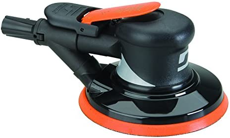 Dynabrade 56893 Self-Generated Vacuum Dynorbital Supreme Random Orbital Sander