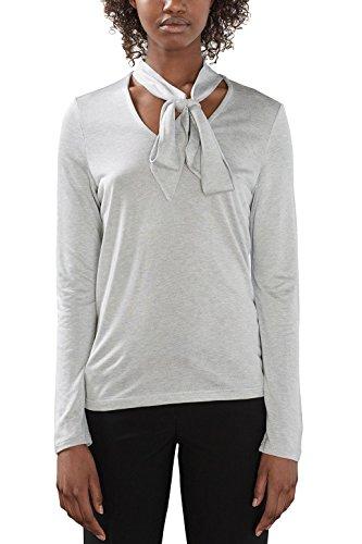 ESPRIT Collection, Camisa para Mujer Gris (Grey)