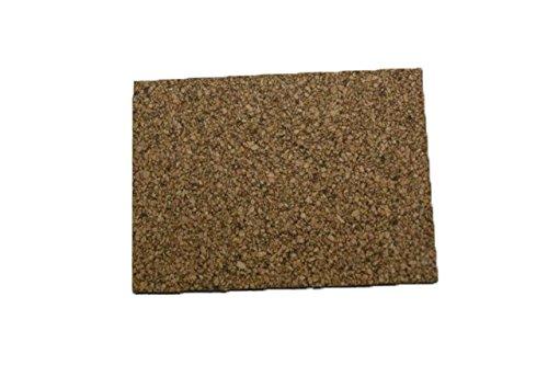 Cork Nature 620098 Superior Sealing Cork Rubber Sheet, 36'' x 36'' x 0.125'' by Amorim Cork 4 U