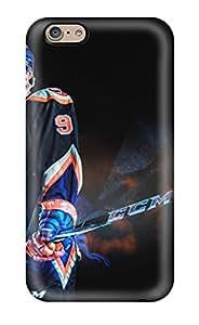 Unique Design Iphone 6 Durable Tpu Case Cover Hockey Nhl Jersey New York Islanders John Tavares G