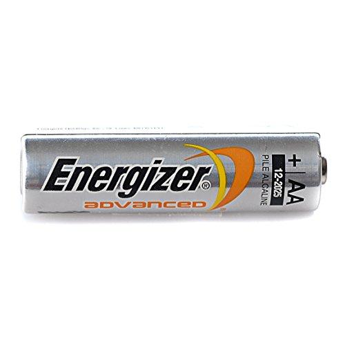 Energizer AA Alkaline Batteries Pack