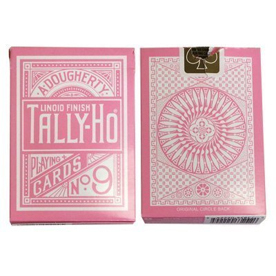 pink-tally-ho-reverse-circle-back-limited-edition-playing-cards