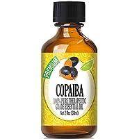 Copaiba Essential Oil - 100% Pure Therapeutic Grade Copaiba Oil - 60ml