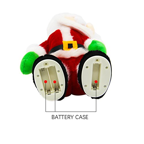 Electric Santa Claus-Singing and Twerking,Best Christmas Gift for Kids or House Decoration. Photo #3