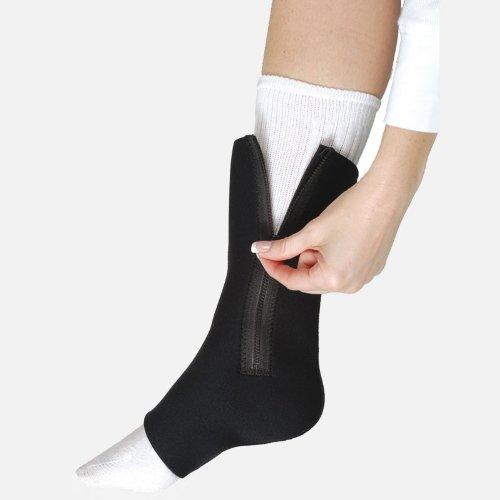 Ossur Neoprene Ankle Sleeve Size: Large
