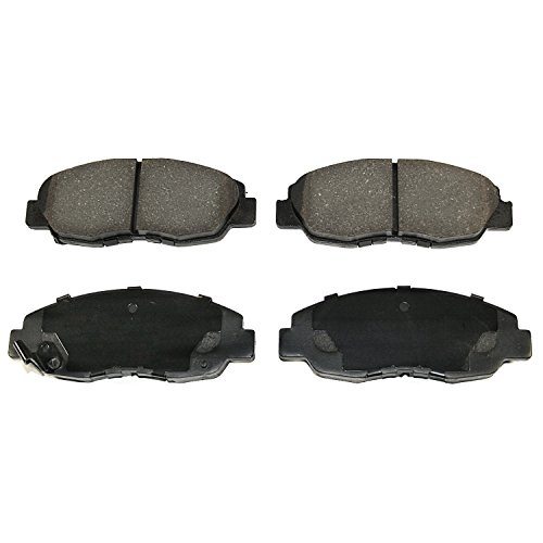 DuraGo BP764 C Ceramic Front Brake - 1991 Accord Brake Pads